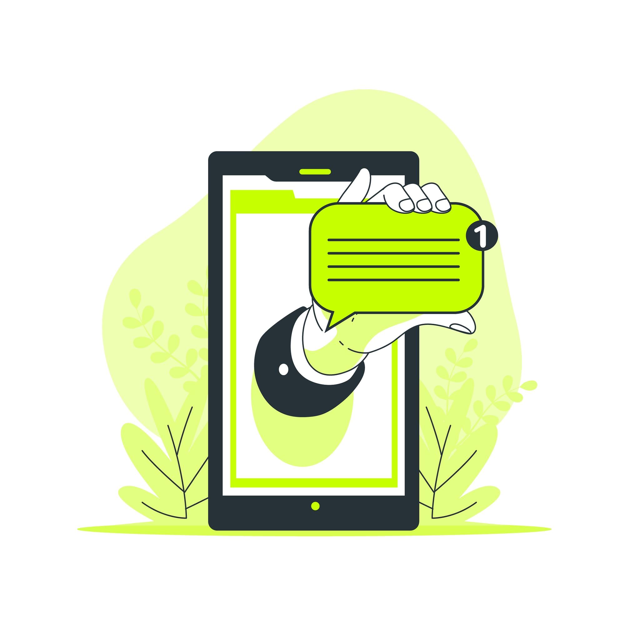 تعریف خط اختصاصی و نحوه ی خرید آن در سامانه نیماد پیامک